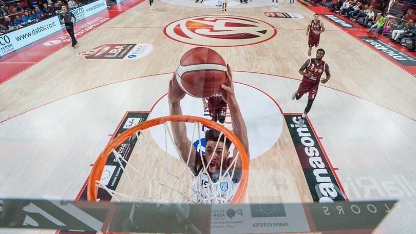 Basket, Umana Venezia seconda finalista di Supercoppa