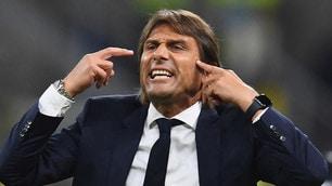 "Inter, Conte: ""Lite Lukaku-Brozovic? Avercene di problemi così…"""