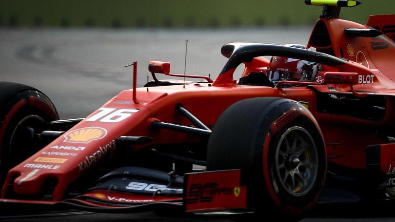 On Air: Singapore, Leclerc sogna il tris. L'Inter torna in vetta
