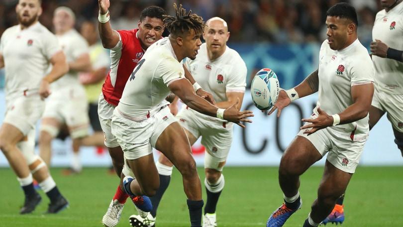 L'Inghilterra schianta Tonga. Troppa Irlanda per la Scozia