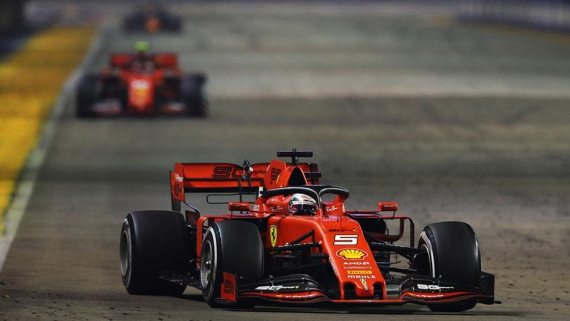 On Air: Singapore, urlo Ferrari. Serie A, bene Napoli e Roma