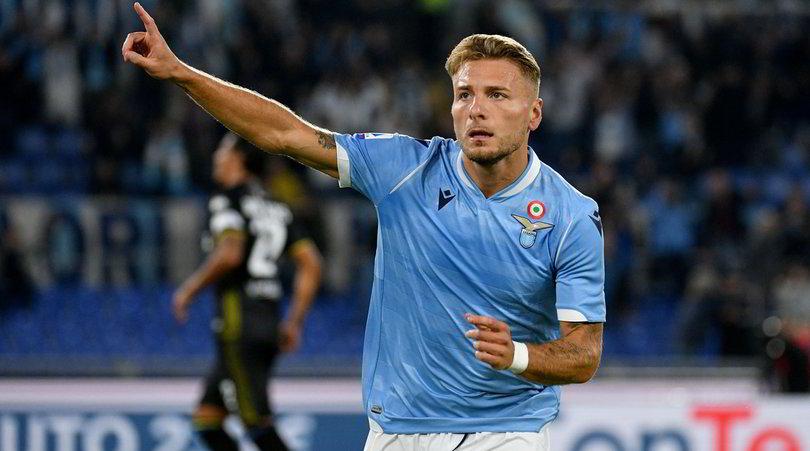 Serie A, Lazio-Parma 2-0: decidono Immobile e Marusic