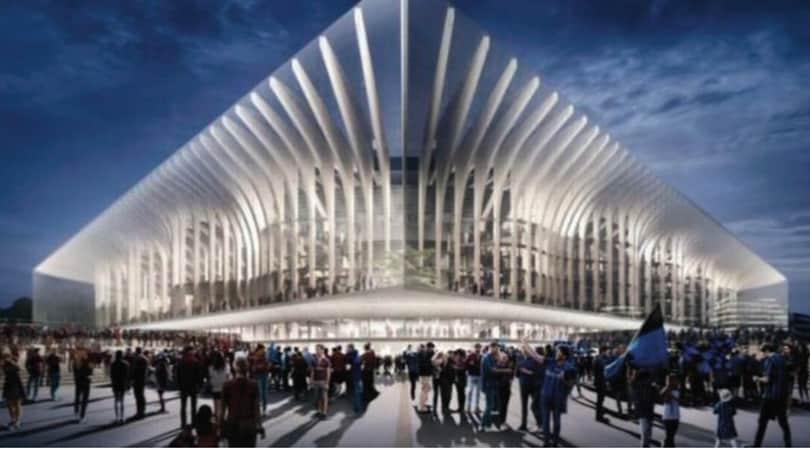 La foto del nuovo San Siro: così lo stadio ricorderà il Duomo