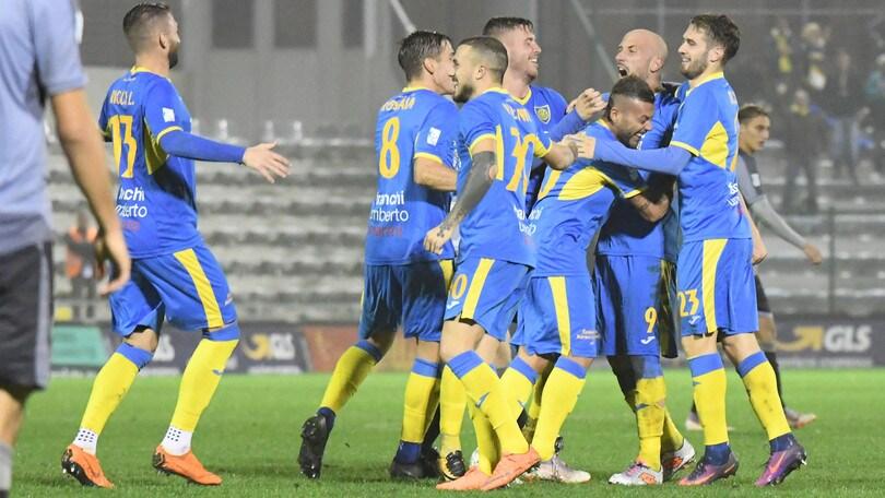 Serie C, Infantino non basta alla Carrarese: 1-1 in casa della Giana Erminio