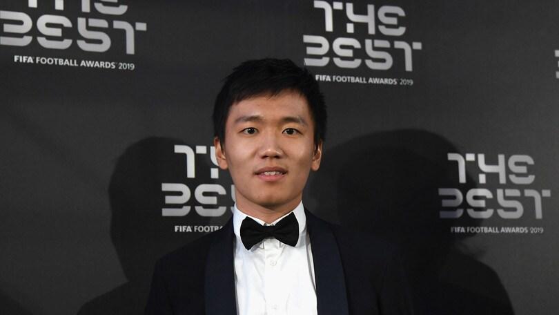Zhang applaude all'Inter seconda: