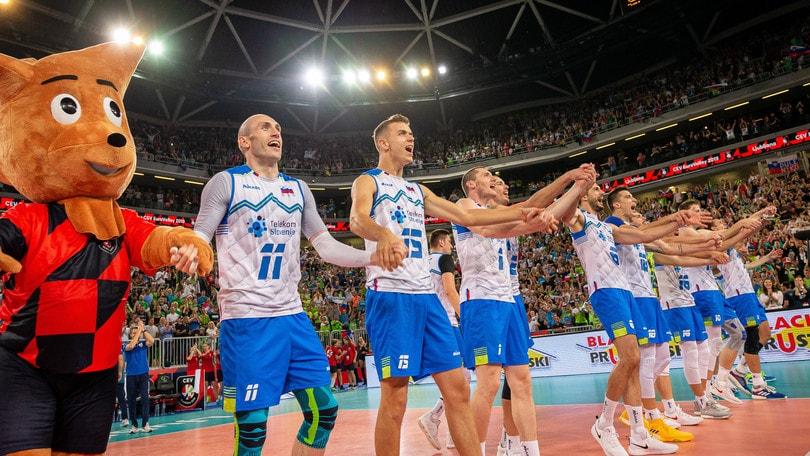 Europei Maschili: Polonia e Slovenia le prime semifinaliste