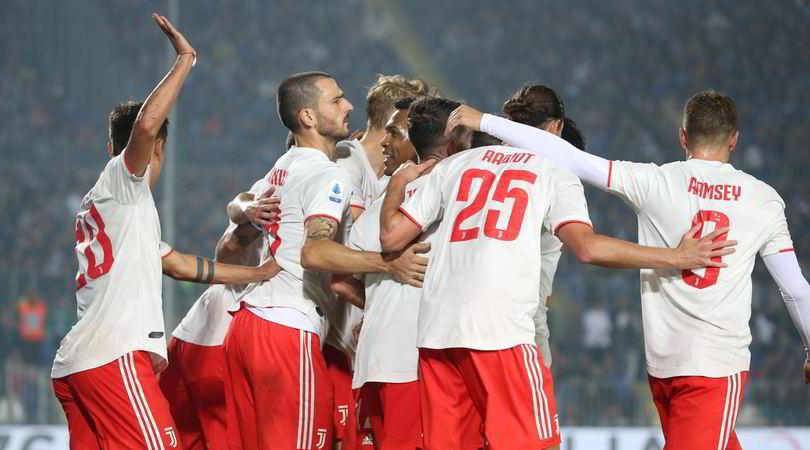Brescia-Juve 1-2, Pjanic regala la vetta a Sarri