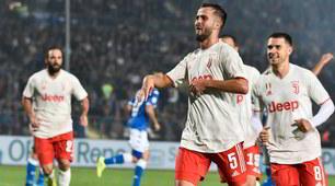 Pjanic salva la Juve: 2-1 al Brescia