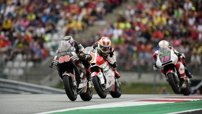 Moto2, Jake Dixon con il Team Petronas nel 2020
