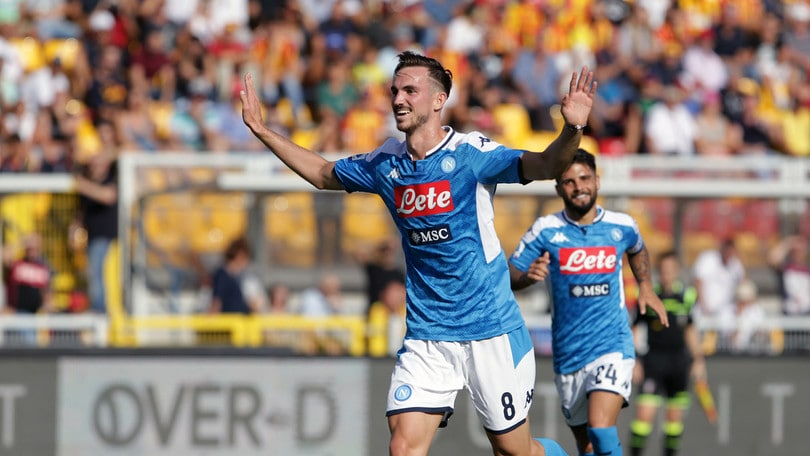 Il Napoli si coccola super Fabian, l'universale del centrocampo