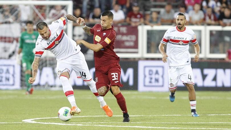Trapani-Cremonese 0-0: primo punto per la squadra di Baldini