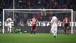 """Sansone """"grazia"""" il Genoa: 0-0 col Bologna"""