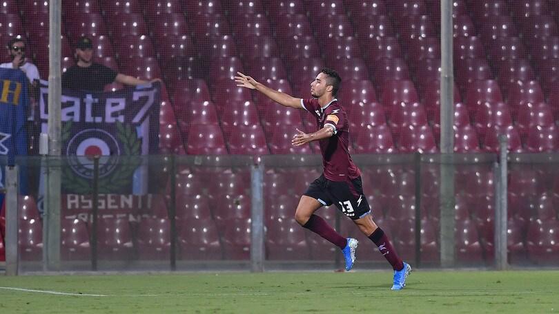 Salernitana-Chievo 1-1, Kiyine replica a Djordjevic