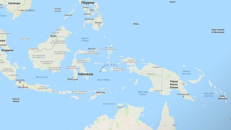 Terremoto in Indonesia, almeno un morto