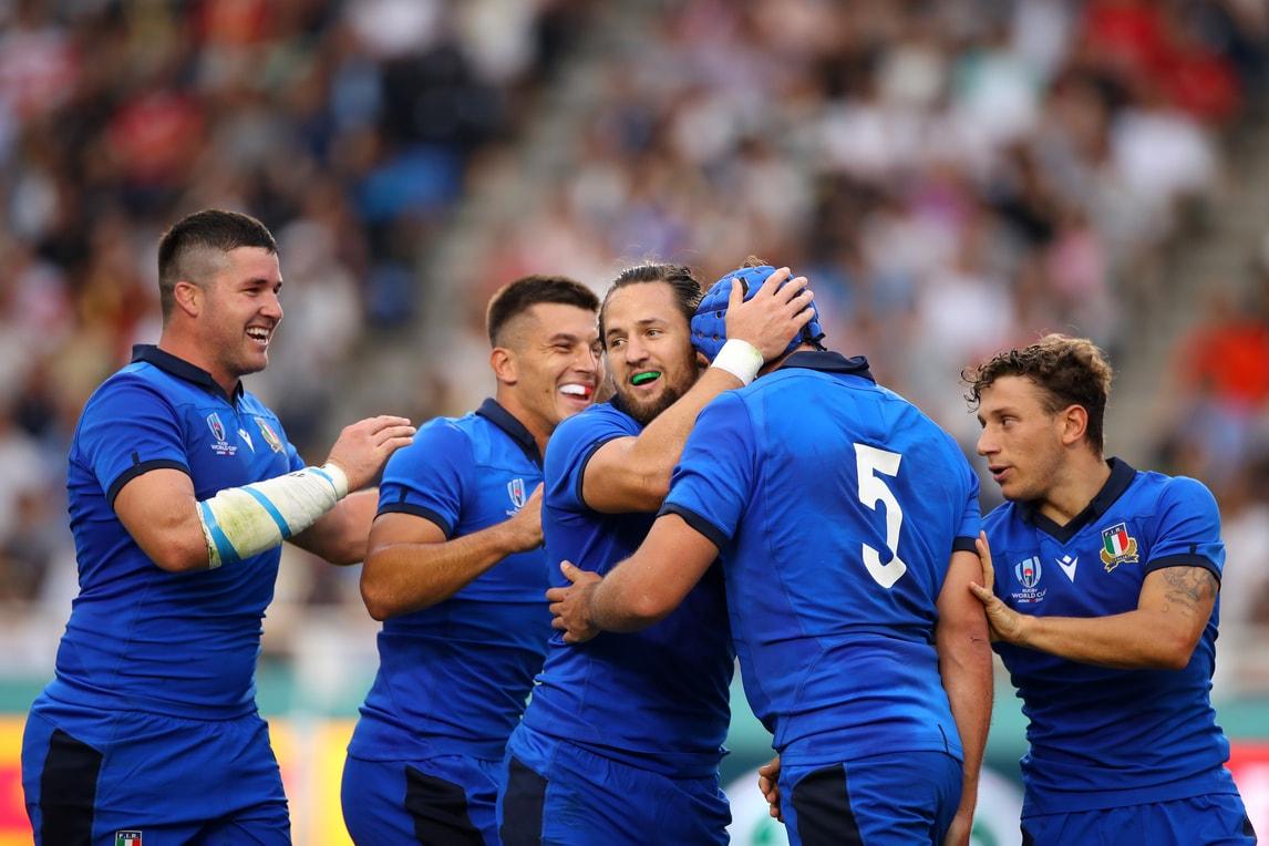 L'Italia strapazza il Canada e stacca il pass per i Mondiali 2023