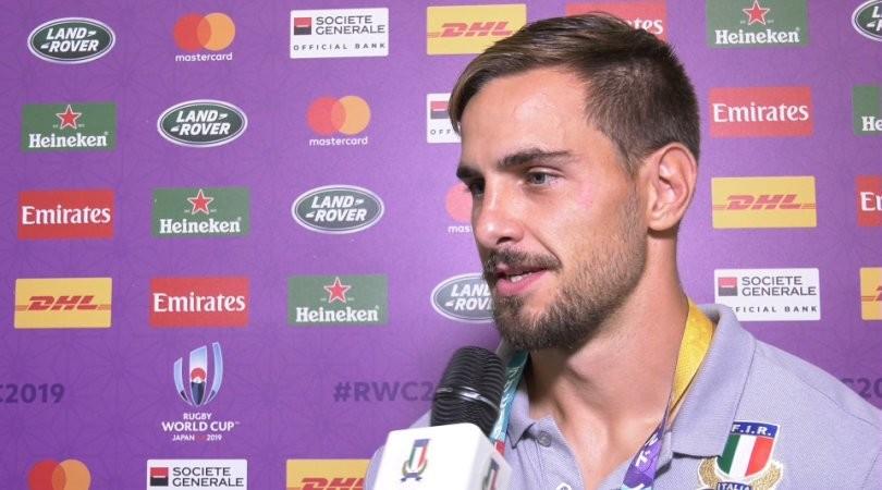 "Mondiali di rugby, Bellini: ""Che emozione! Una vittoria costruita"""