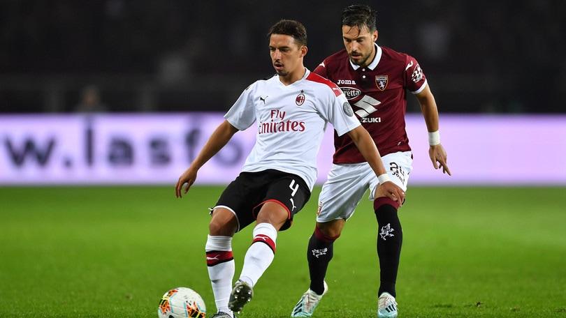 Torino-Milan 2-1, il tabellino