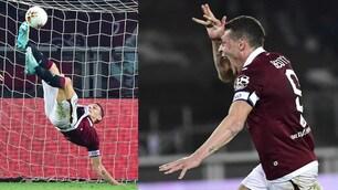 Rimonta Torino, Belotti stende il Milan con una doppietta