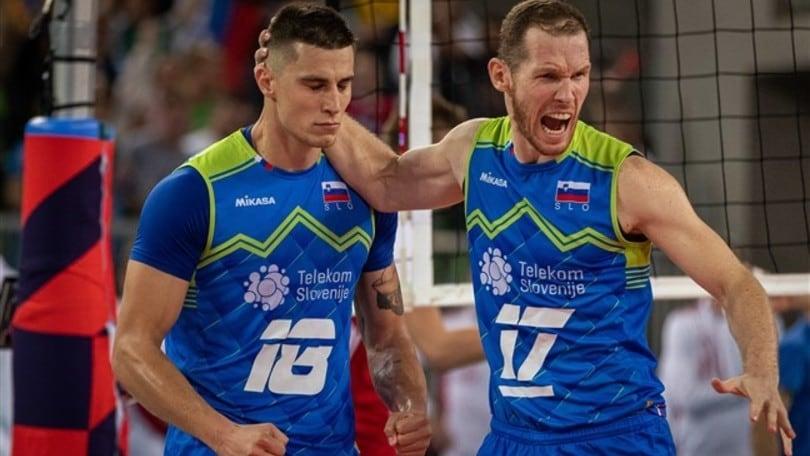 Europei Maschili: la Slovenia elimina la Polonia e vola in finale