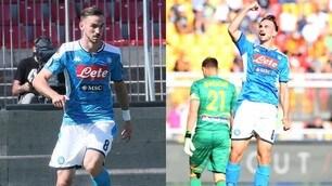 Napoli, Fabian Ruiz sempre più determinante