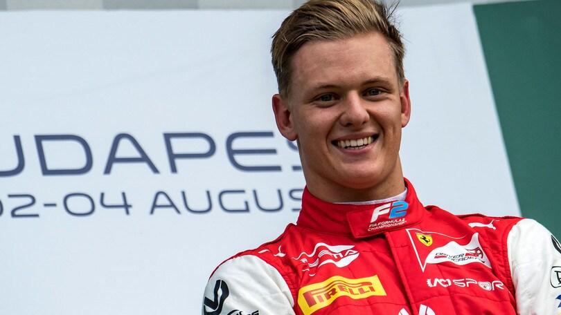 F1, Mick Schumacher esclude l'esordio nel 2020