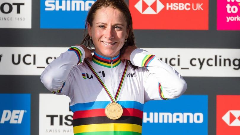 Mondiali ciclismo: impresa Van Vleuten, Longo Borghini quinta