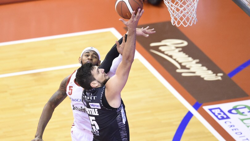 Serie A basket: Trento corsara a Reggio Emilia