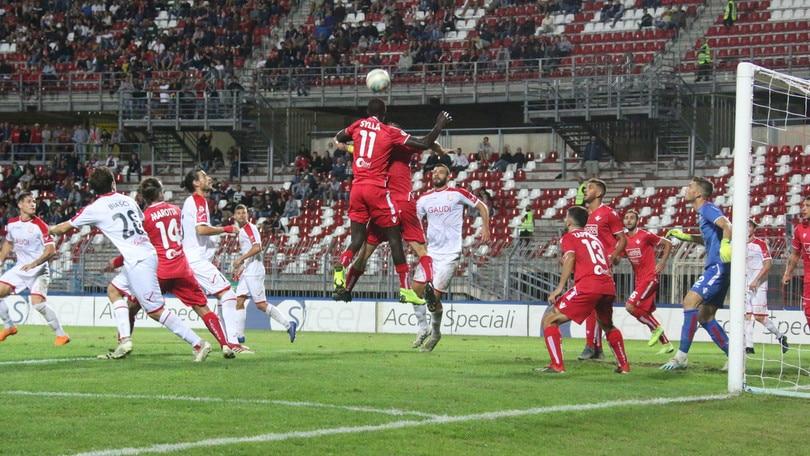 Serie C Picerno-Bari 0-1. Simeri firma la prima vittoria di Vivarini