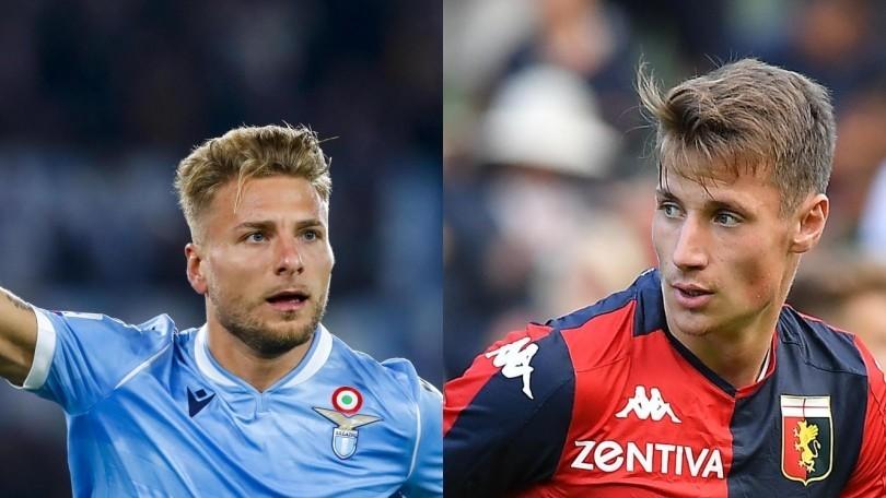 Diretta Lazio-Genoa ore 15: come vederla in tv e formazioni ufficiali