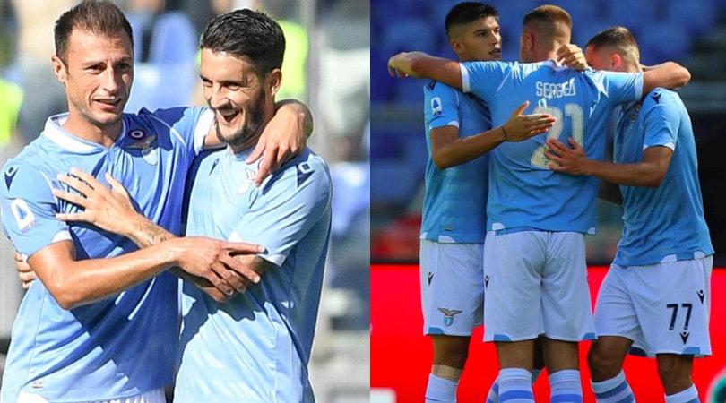 Festa Lazio all'Olimpico, travolto il Genoa 4-0