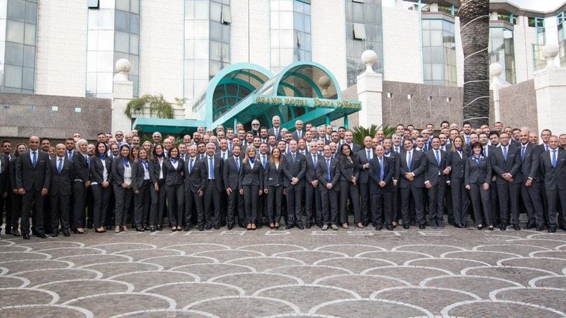 Concluso a Tivoli il raduno nazionale degli arbitri