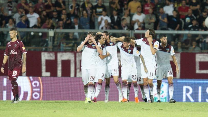 Livorno sciupone, Salernitana cinica: Ventura vince 3-2 in trasferta