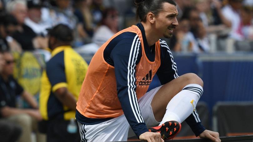 """Il Boca Juniors: """"Ibrahimovic vuole giocare con noi"""""""