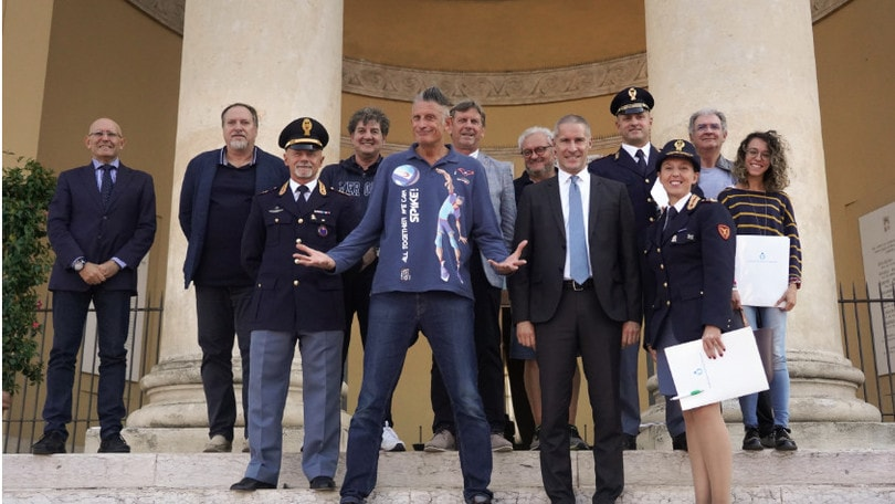 Presentata a Verona la tappa di Gioca Volley S3 in Sicurezza