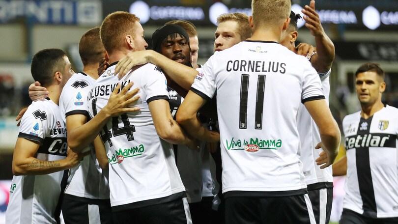 Parma-Torino 3-2: decide Inglese nei minuti finali