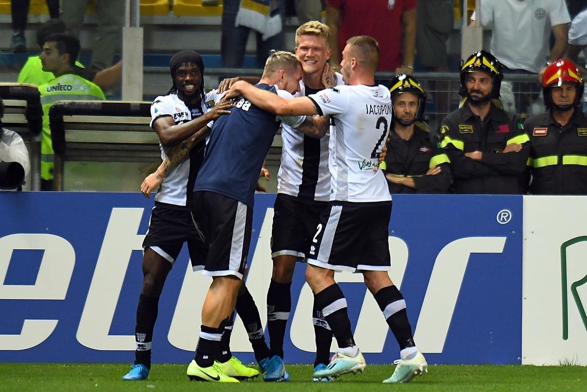 Il Torino crolla a Parma: Kulusevski show, Inglese decisivo nel finale