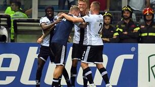 Parma super contro il Torino: Kulusevski show, Inglese decisivo nel finale