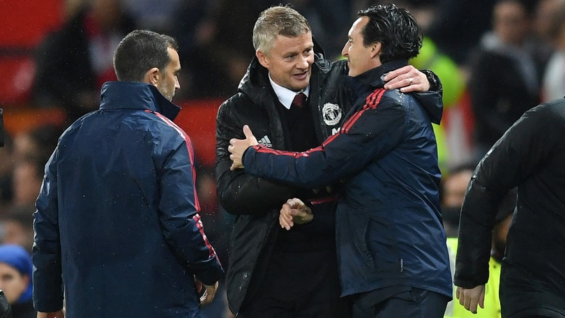 Premier League, 1-1 tra Manchester United ed Arsenal all'Old Trafford