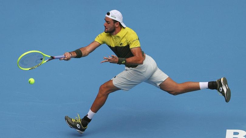 Atp di Pechino: Berrettini eliminato al debutto da Murray