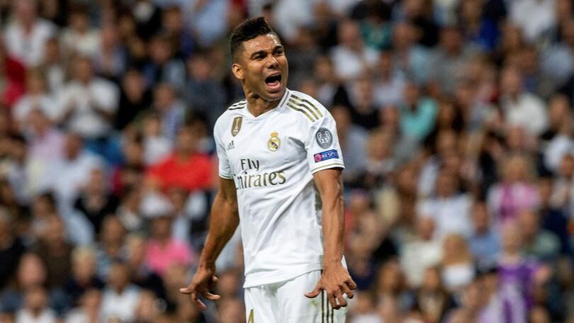 Sergio Ramos e Casemiro salvano il Real Madrid: 2-2 con il Bruges al Bernabeu