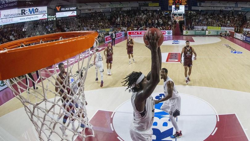 Eurocup, esordio con sconfitta per Trento e Venezia