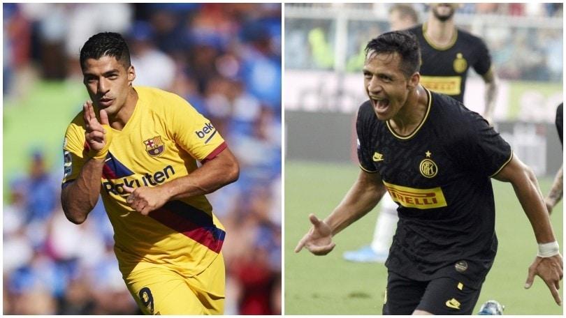 Diretta Barcellona-Inter ore 21: formazioni ufficiali e come vederla in tv