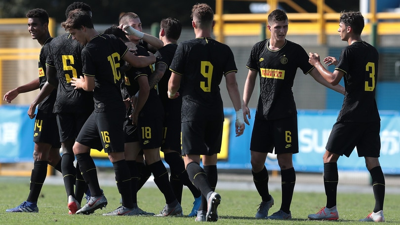 Youth League, l'Inter vince a Barcellona 3-0