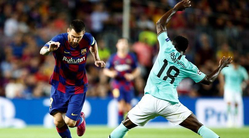 """Barcellona, Messi: """"Grandissima Inter. Con Griezmann nessun problema"""""""