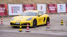Porsche Festival: immagini foto 2018
