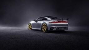 Porsche 911 2020, il tuning TechArt: le immagini