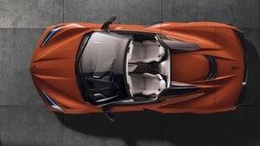 Corvette C8 Convertible: le immagini