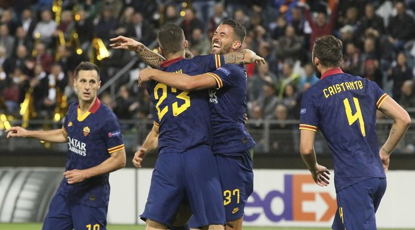 Wolfsberger-Roma 1-1: Spinazzola illude i giallorossi