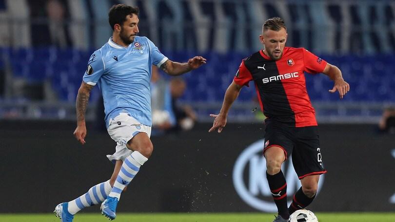 Lazio-Rennes 2-1, il tabellino