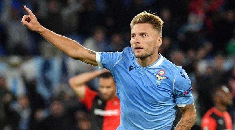 Lazio-Rennes 2-1, le pagelle:i migliori e i peggiori